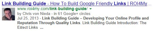 Google Authorship - Chris von Nieda